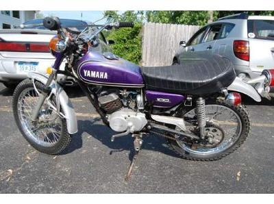 1973 Yamaha LT2 100 Enduro