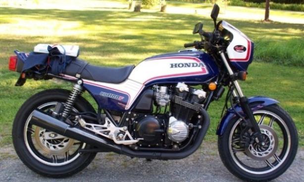 1983 Honda Cb1100F Super Sport