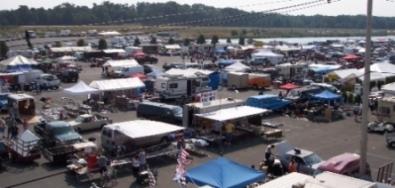 Swap Meet at Raceway Park, Englishtown NJ, September 2005