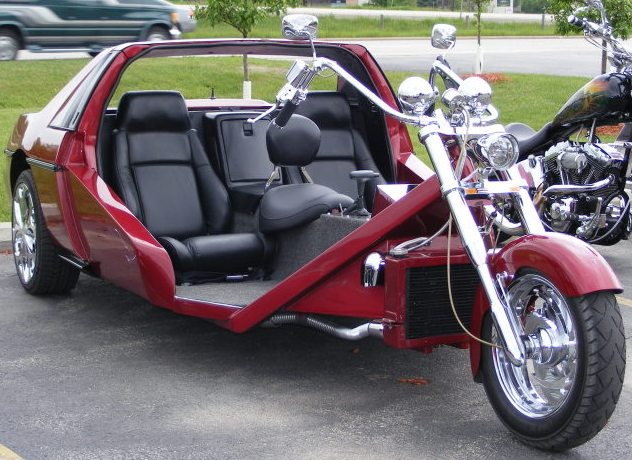 Fiero Motorcycle Trike