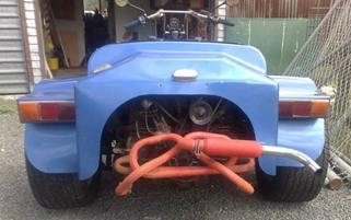 New Zealand VW Trike 1300cc