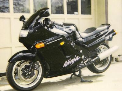 1992 Kawasaki ZX-11C Ninja