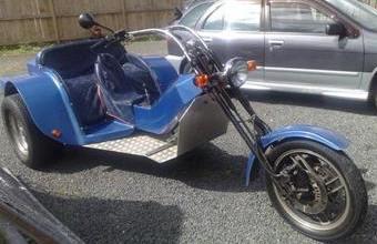 New Zealand VW Trike