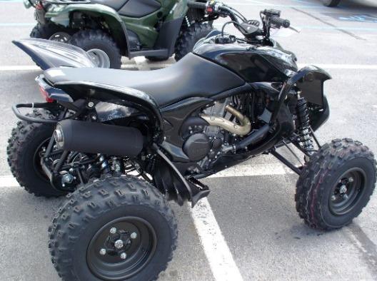 2009 Honda TRX700XX Quad ATV