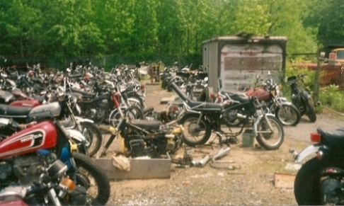 Weeks Motorcycle Salvage NJ 3