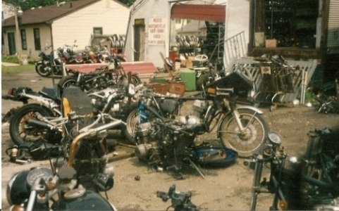 Weeks Motorcycle Salvage NJ 4
