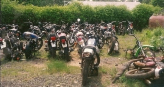 Weeks Motorcycle Salvage NJ 6
