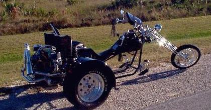 VW Trike US